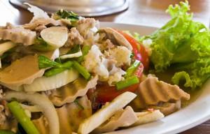 Thai cuisine yummy